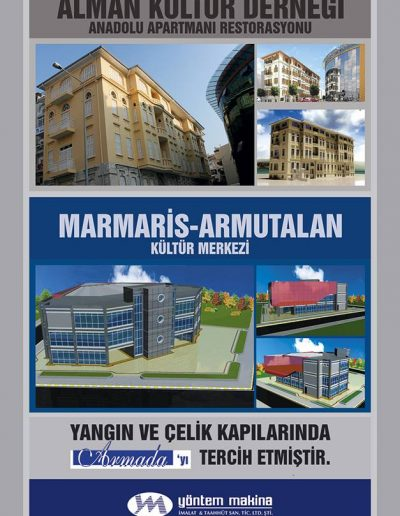 Alman Kültür Derneği & Marmaris -Armutalan Kültür Merkezi